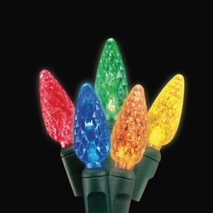 Other - Multi-color 35 LED indoor/outdoor twinkle lights